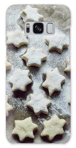 Christmas Stars Galaxy Case by Marija Djedovic