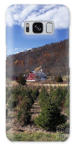 Christmas Tree Shopping Galaxy Case