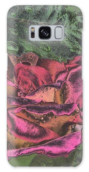 Chrome Rose 64182 Galaxy Case