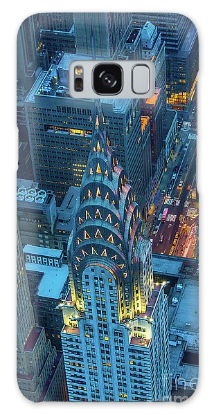 American Steel Galaxy Case - Chrysler Building by Inge Johnsson