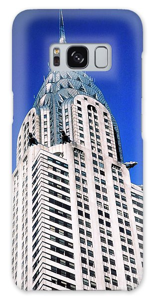 Chrysler Building Galaxy Case by John Greim