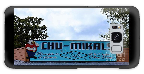 Chu - Mikals - Friendly Austin Texas Charm Galaxy Case