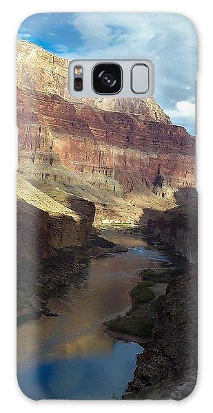 Chuar Butte Colorado River Grand Canyon Galaxy Case