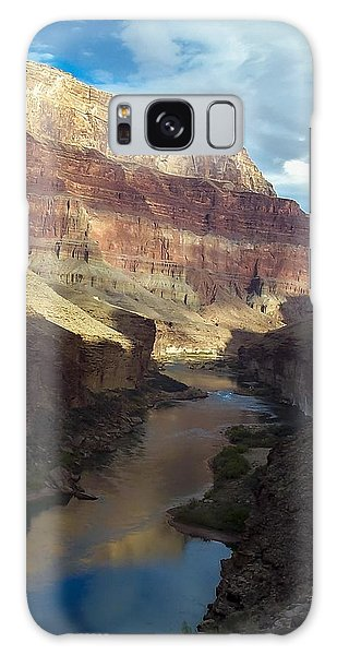Chuar Butte Colorado River Grand Canyon Galaxy Case
