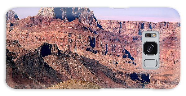 Chuar Butte  Grand Canyon National Park Galaxy Case
