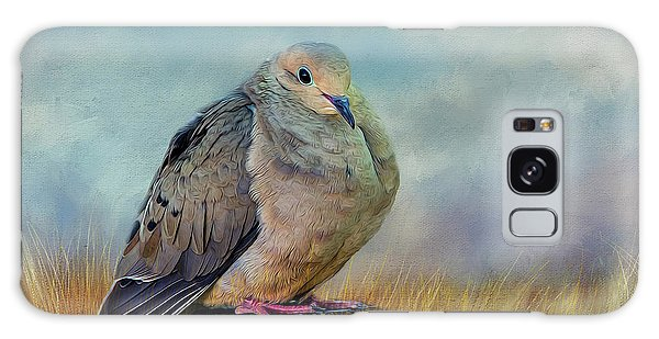 Chubby Dove Galaxy Case