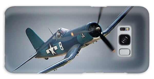 Chuck Wentworths F4u Corsair No.8 Galaxy Case