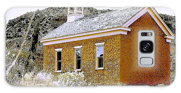 Church - Grafton Utah Galaxy Case