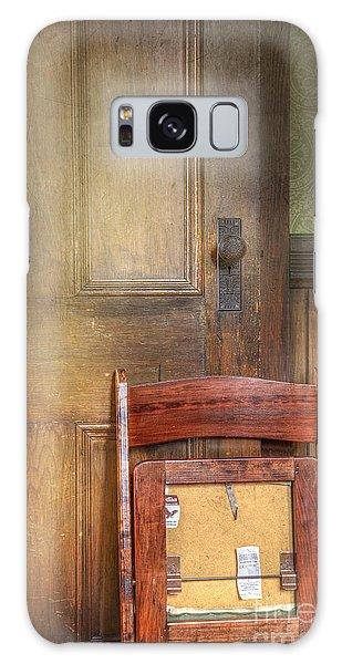 Church Chair Galaxy Case