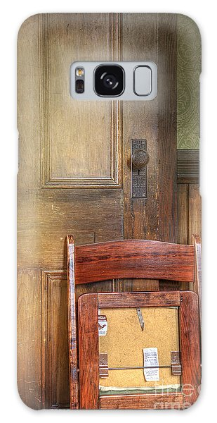 Church Chair Galaxy Case