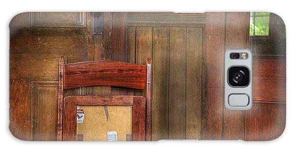 Church Chair II Galaxy Case