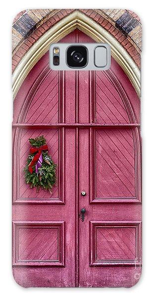 Church Door Galaxy Case