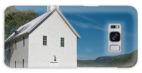 Church House In The Ozarks Galaxy Case