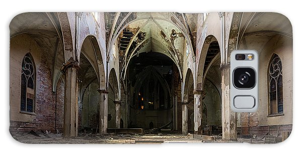 Church In Color Galaxy Case