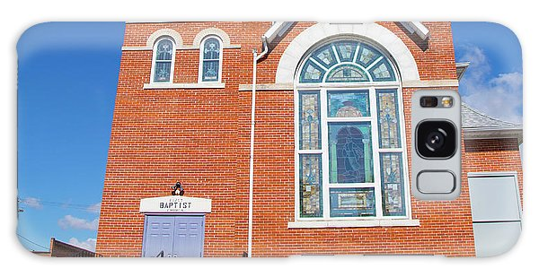 Galaxy Case featuring the photograph Church In Emmett Idaho by Dart and Suze Humeston