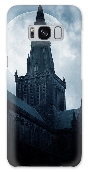 Moon Galaxy Case - Glasgow Cathedral by Cambion Art