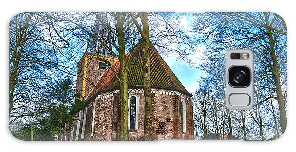 Church In Winsum Galaxy Case