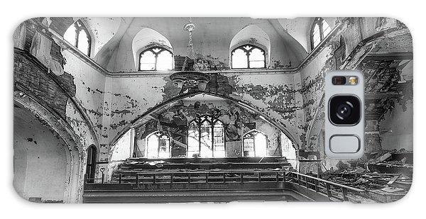 Church Murals Galaxy Case