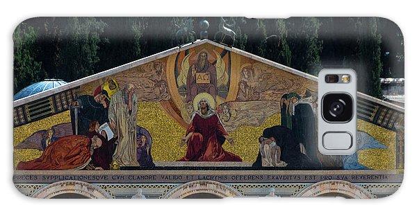 Galaxy Case - Church Of Gethsemane by Steven Richman