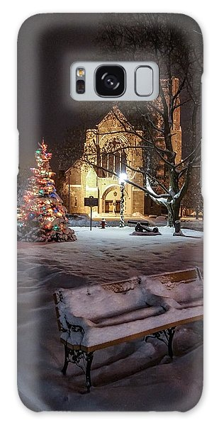 Church Of St Mary St Paul At Christmas Galaxy Case