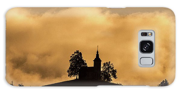 Galaxy Case featuring the photograph Church Of St. Thomas #2 - Slovenia by Stuart Litoff