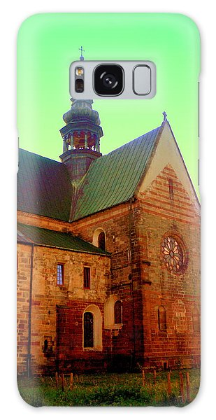 Church Of The Blessed Virgin Mary And St. Florian In The Wachock Galaxy Case