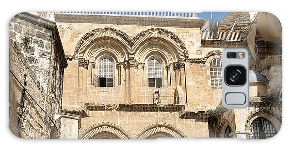 Galaxy Case - Church Of The Holy Sepulchre by Steven Richman