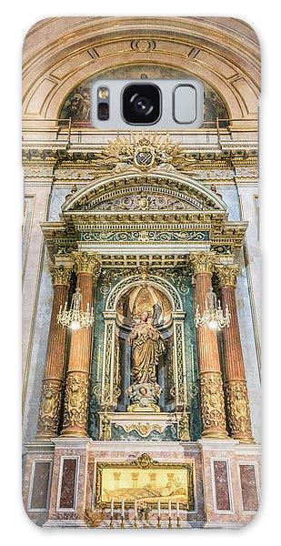 Sacred Heart Galaxy Case - Church Of The Sacred Heart Of Jesus Valencia Spain by Joan Carroll