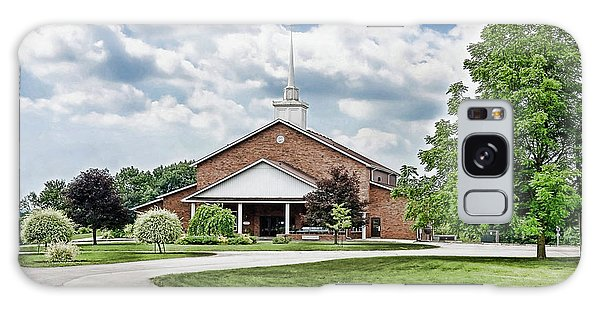 Church On Coldwater Galaxy Case