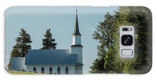 Church On The Hill Galaxy Case