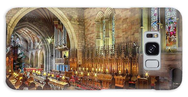 Church Organist Galaxy Case
