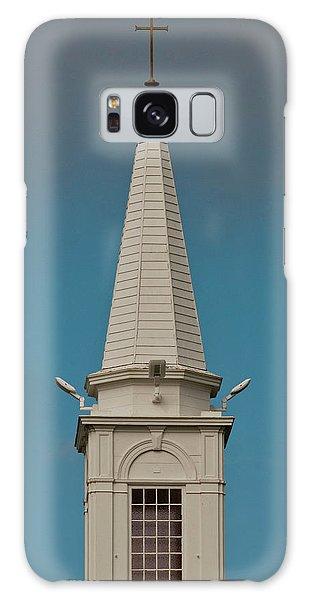 Church Steeple Galaxy Case
