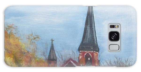 Church Steeple Galaxy Case