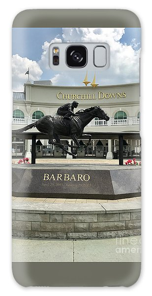 Churchill Downs Barbaro 2 Galaxy Case