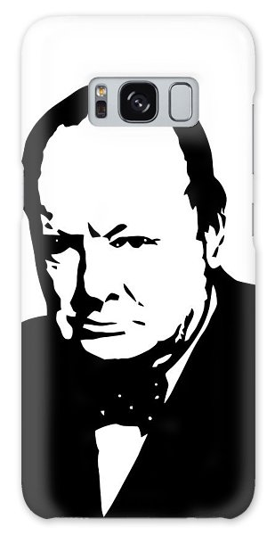 Hero Galaxy Case - Churchill by War Is Hell Store
