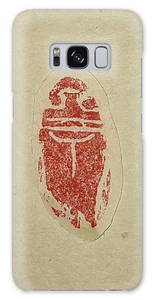 Cicada Chop Galaxy Case by Debbi Saccomanno Chan