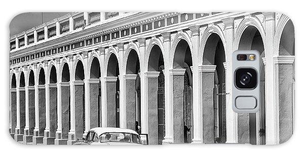 Galaxy Case featuring the photograph Cienfuegos, Cuba by Lou Novick