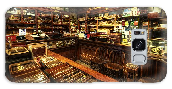 Cigar Shop Galaxy Case
