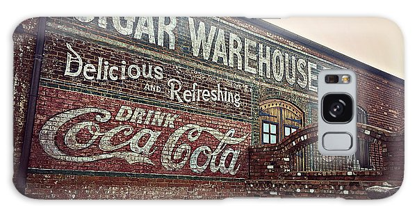 Cigar Warehouse Greenville Sc Galaxy Case by Kathy Barney