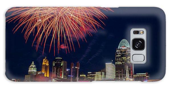 Cincinnati Fireworks Galaxy Case