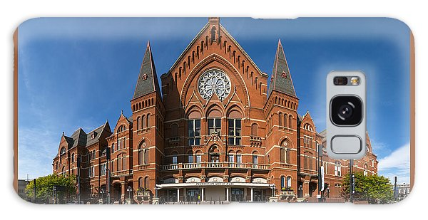 Cincinnati Music Hall Galaxy Case