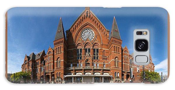Cincinnati Music Hall Galaxy Case by Rob Amend