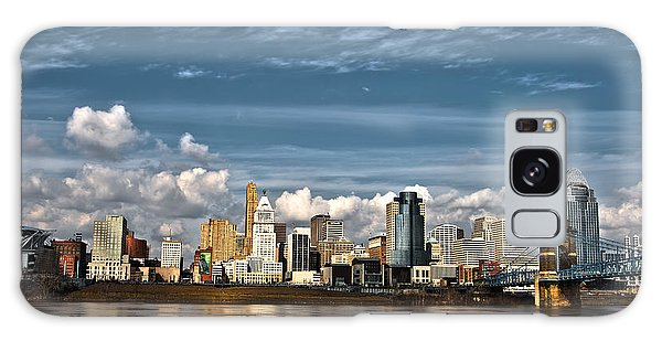 Cincinnati Skyline Hdr Galaxy Case