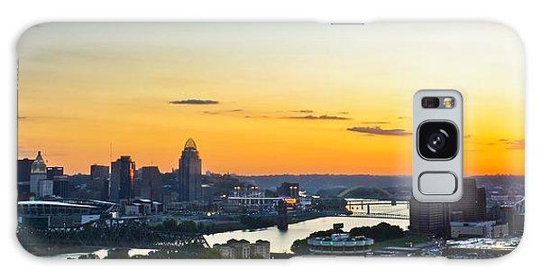 Cincinnati Sunrise II Galaxy Case