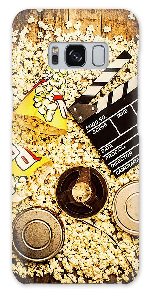Cinema Of Entertainment Galaxy Case