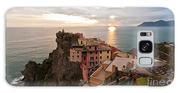 Place Galaxy Case - Cinque Terre Tranquility by Mike Reid