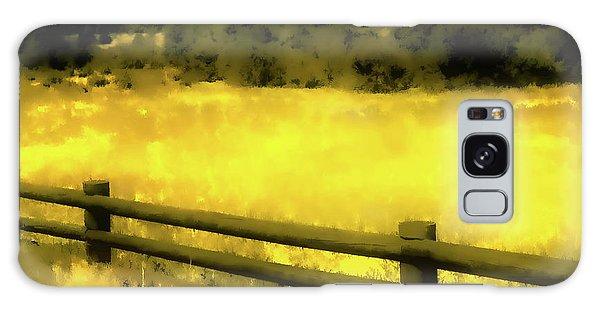 Ciquique Pueblo Meadow 2 Galaxy Case