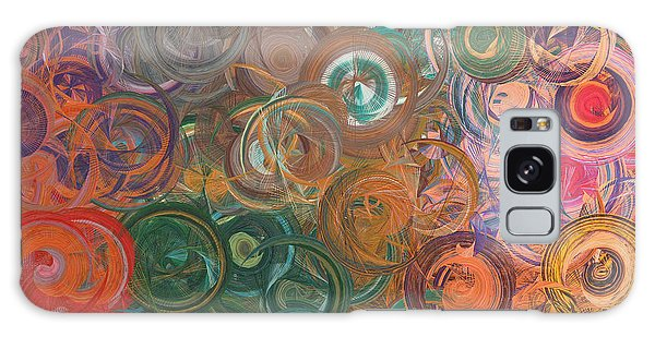 Circles  Galaxy Case