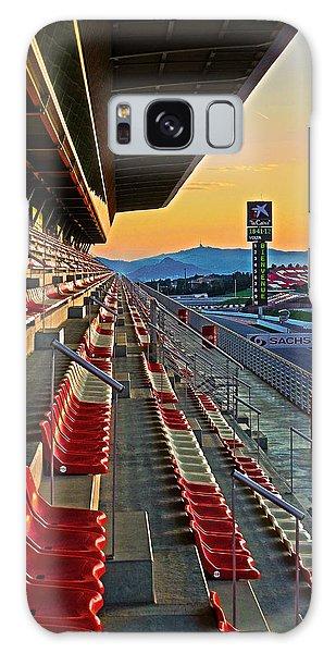 Circuit De Catalunya - Barcelona  Galaxy Case