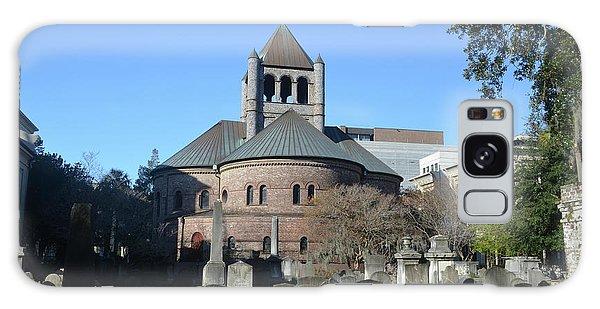 Circular Congregational Church Galaxy Case by Gordon Mooneyhan